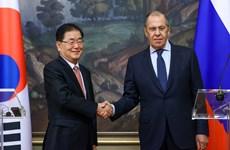Hàn Quốc kêu gọi Nga đóng vai trò xây dựng trong vấn đề Triều Tiên