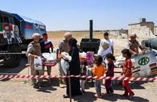 Triển khai các kế hoạch hỗ trợ hồi phục hậu xung đột tại Syria