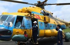 Tàu Mỹ, Trung Quốc vào khu vực tìm kiếm máy bay mất tích
