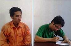 Hà Nội: Bắt hai đối tượng giả nhân viên điện lực để trộm cáp