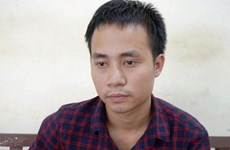 Hà Nội: Bắt lái xe taxi cướp giật tài sản của khách nước ngoài