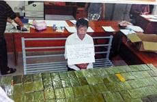 Triệt phá đường dây buôn ma túy liên tỉnh, thu 106 bánh heroin
