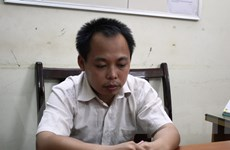 Khởi tố bị can kẻ dùng dao khống chế, bắt cóc con tin tại Hà Nội