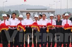 Thủ tướng phát lệnh thông xe đường cao tốc dài nhất Việt Nam