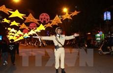 Hà Nội cấm xe 40 tuyến phố phục vụ diễu binh, diễu hành 2/9