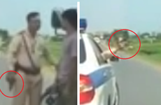 Tạm đình chỉ cảnh sát giao thông nổ súng chặn xe vi phạm bỏ chạy