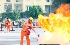 Hội thao nghiệp vụ chữa cháy và cứu nạn, cứu hộ quận Ba Đình