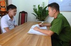 Hà Nội: Dùng dao giết người vì mâu thuẫn trên bàn nhậu
