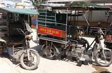 Hà Nội: Xử lý hàng loạt xe ba bánh tự chế hoành hành trên phố