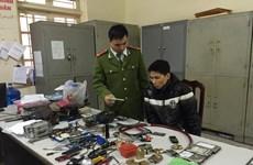 Hà Nội: Bắt giữ siêu trộm nhờ lần theo tài khoản iCloud