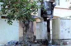 Nhân chứng bàng hoàng kể lại vụ bốt điện phát nổ ở Hà Đông