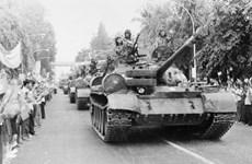 'Nếu bộ đội Việt Nam không lên kịp, dân đã chết hết rồi'