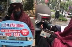 """Khách hàng tố xe ôm Văn Minh """"chặt chém"""" 10km với giá 500.000 đồng"""