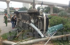 Xác định danh tính nữ tài xế 'xe điên' gây tai nạn liên hoàn ở Hà Nội