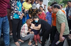 Đã xác định xong kết quả ADN 8 nạn nhân chết cháy ở Hà Nội