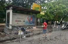 Phát hiện người đàn ông chết bất thường tại trạm xe buýt ở Hà Nội