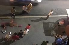 Hà Nội: Khởi tố vụ xe Mercedes đâm tử vong 2 người rồi bỏ chạy