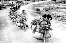 Chiến thắng Điện Biên Phủ: Khi xe đạp và... bàn thờ cùng vào trận địa