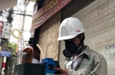Vụ cháy kho Rạng Đông: Phường Hạ Đình thu hồi văn bản khuyến cáo dân