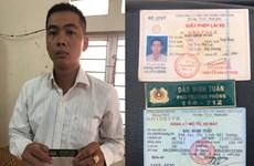 Hà Nội: Mạo danh công an để 'xin xe vi phạm' cho bạn