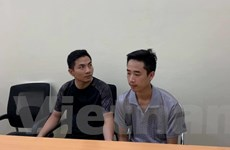 Hà Nội: Bắt 2 nghi phạm vụ nổ bưu kiện ở khu đô thị Linh Đàm