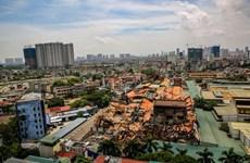 Nguyên nhân cháy kho Rạng Đông do sự cố chập bảng mạch điện