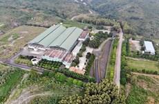 Hòa Bình kiến nghị xây đường dẫn nước kín vào Nhà máy nước sông Đà