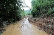 Đầu nguồn nhà máy nước sông Đà ra sao sau 9 ngày 'ngậm dầu'?