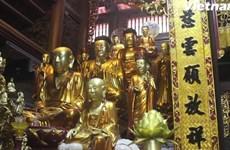 [Video] Chùa Hòe Nhai và tượng ''vua cõng Phật'' độc đáo nhất Việt Nam