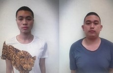 Hà Nội: Bắt hai đối tượng lừa đảo chiếm đoạt tiền shipper