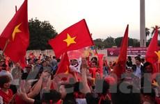 Cổ động viên tin Việt Nam sẽ đánh bại 'Voi chiến' Thái Lan