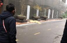 Hà Nội: Rơi từ tầng 20 chung cư Gold Palm, cô gái trẻ tử vong