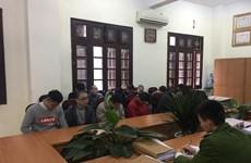 Hà Nội: Triệt phá đường dây đánh bạc online hàng nghìn tỷ đồng