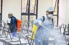 Dịch COVID-19: Học sinh Hà Nội tiếp tục được nghỉ học đến 23/2