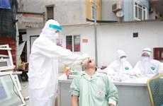 158 mẫu xét nghiệm tại bệnh viện Thận Hà Nội âm tính lần 1