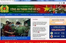 Cảnh báo giả danh Công an Hà Nội để chiếm đoạt tài sản