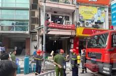 Hà Nội: Nổ bình gas tại Cửa Nam, nhiều người nhập viện