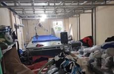 Hà Nội: Thu giữ hàng nghìn bộ quần áo giả mạo hàng hiệu