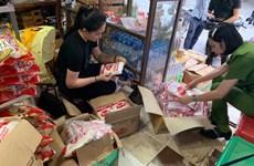 Hà Nội: Thu giữ 1,4 tấn bột ngọt giả nhãn hiệu Ajinomoto