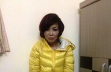 Hà Nội: Bắt giữ đối tượng mang lệnh truy nã toàn quốc