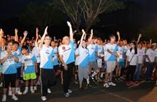 TP Hồ Chí Minh: Giải chạy việt dã thu hút hơn 6.000 người