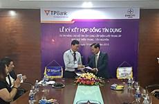 TPBank và Điện lực miền Trung ký hợp đồng cung cấp tín dụng