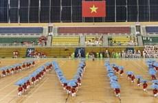 Vinamilk tổ chức Giải thi đấu Thể dục Dưỡng sinh mở rộng lần thứ 26