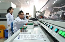 Bệnh viện Da liễu Trung ương áp dụng nhiều kỹ thuật cao trong điều trị