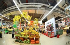 Vinmart hỗ trợ địa điểm trưng bày và bán hoa, cây cảnh Tết