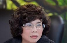 Bà Thái Hương tiết lộ kế hoạch phát triển bộ sữa hạt TH true NUT