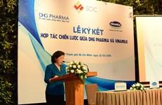 Vinamilk hợp tác Dược Hậu Giang đưa ra sản phẩm tối ưu cho sức khỏe
