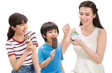 TH true Milk tiết lộ lý do làm kem hoàn toàn từ sữa tươi nguyên chất