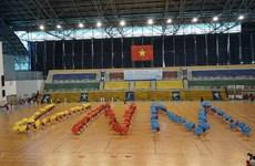 TP. Hồ Chí Minh: 3000 người cao tuổi tham gia giải Thể dục dưỡng sinh