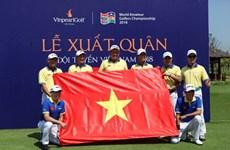 """Đội tuyển Golf Việt Nam """"hăm hở"""" xuất quân chinh phục giải WAGC 2018"""